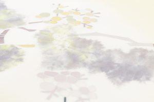 木原 明作 塩瀬名古屋帯「野ブドウ」のサブ3画像