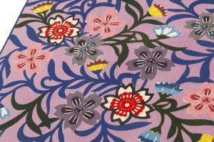 西平幸子作 本紅型小紋 着尺のサブ2画像