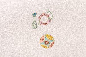 工芸きもの野口製 小紋着尺のサブ4画像