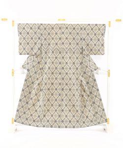 琉球美絣 紬着物のメイン画像