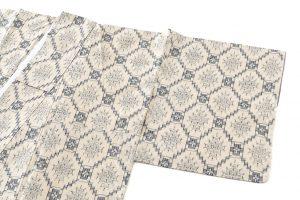 琉球美絣 紬着物のサブ1画像