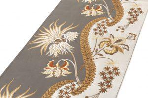 洛風林製 全通柄袋帯のサブ1画像