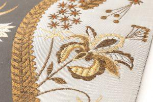 洛風林製 全通柄袋帯のサブ2画像