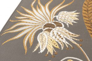 洛風林製 全通柄袋帯のサブ3画像