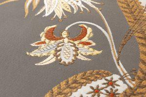 洛風林製 全通柄袋帯のサブ4画像
