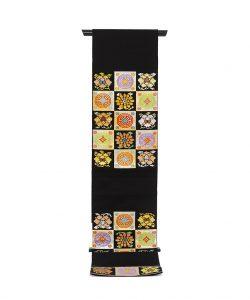 龍村平蔵製 袋帯「遠州錦」のメイン画像