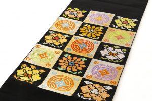 龍村平蔵製 袋帯「遠州錦」のサブ1画像