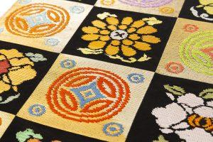 龍村平蔵製 袋帯「遠州錦」のサブ2画像