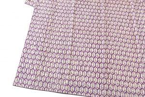 紫根染 綿着物のサブ2画像