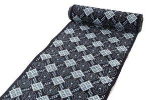 矢加部チロヨ作 久留米絣 着尺のサブ1画像