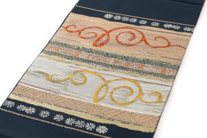 龍村平蔵製 袋帯「三作三島」のサブ1画像