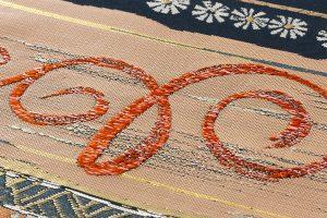 龍村平蔵製 袋帯「三作三島」のサブ2画像