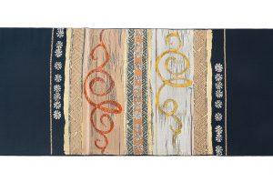 龍村平蔵製 袋帯「三作三島」のサブ4画像