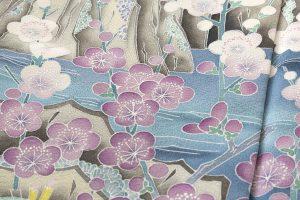毎田健治作 本加賀友禅留袖のサブ6画像