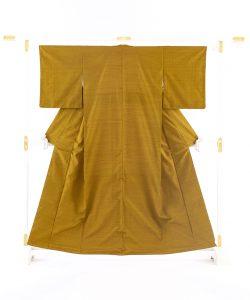 人間国宝 宮平初子作 首里花織着物のメイン画像