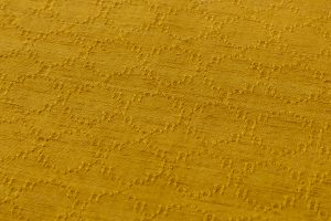 人間国宝 宮平初子作 首里花織着物のサブ4画像