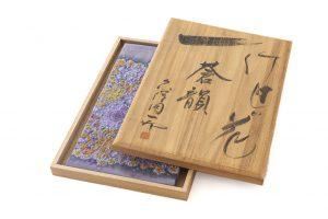 初代久保田一竹作 袋帯「蒼韻」のサブ6画像