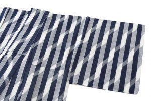 森山哲浩作 重要無形文化財 久留米絣着物のサブ1画像