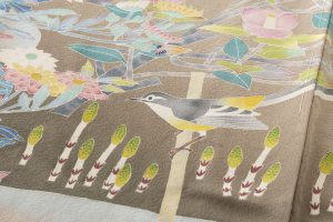百貫華峰作 本加賀友禅留袖地のサブ6画像