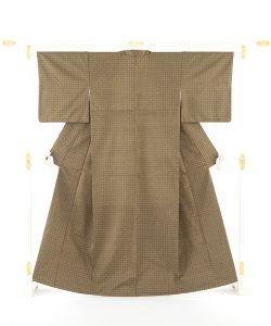 北村武資作 経錦着物のメイン画像