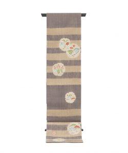 福村廣利作 袋帯のメイン画像