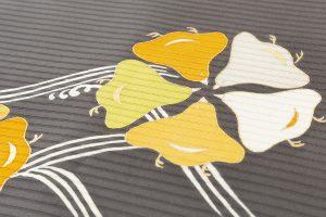 志ま亀製 絽名古屋帯のサブ3画像