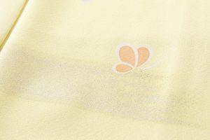 ぎをん齋藤製 付下げ「霞に蝶」のサブ5画像