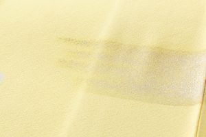 ぎをん齋藤製 付下げ「霞に蝶」のサブ6画像