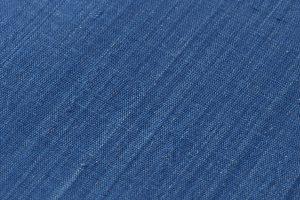 芝崎圭一作 座繰手引糸藍染紬 着尺のサブ3画像