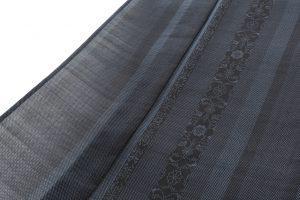 夏大島紬着物 のサブ3画像