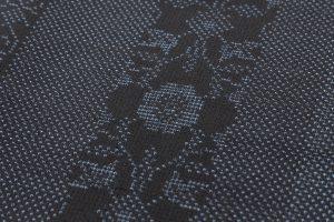 夏大島紬着物 のサブ4画像