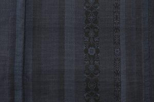 夏大島紬着物 のサブ5画像