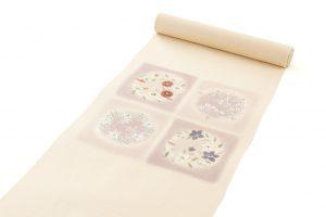 工芸きもの野口製 紗紬名古屋帯地のサブ1画像