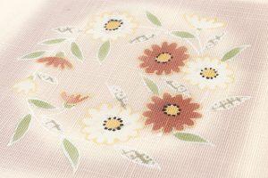 工芸きもの野口製 紗紬名古屋帯地のサブ3画像