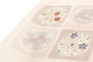 工芸きもの野口製 紗紬名古屋帯地のサブ4画像