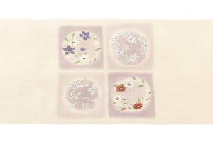 工芸きもの野口製 紗紬名古屋帯地のサブ5画像