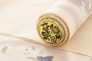 工芸きもの野口製 紗紬名古屋帯地のサブ6画像