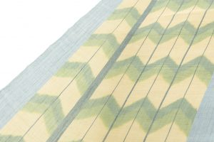 新垣幸子織物工房 八重山上布 名古屋帯地のサブ2画像