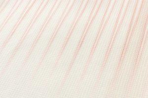 人間国宝 土屋順紀作 生絹(すずし)着物「荷風香気」紋紗のサブ4画像