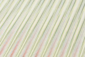 人間国宝 土屋順紀作 生絹(すずし)着物「荷風香気」紋紗のサブ6画像