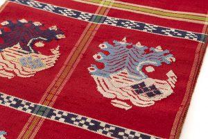 龍村平蔵製 袋帯「甲比丹孔雀」のサブ2画像