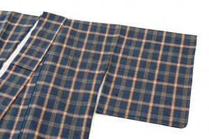 ざざんざ織 着物のサブ1画像