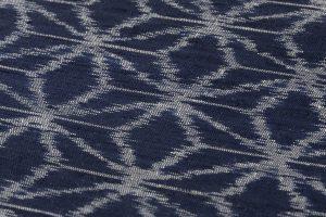 弓浜絣 紬着尺のサブ3画像