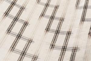 夏久米島紬 着物のサブ5画像