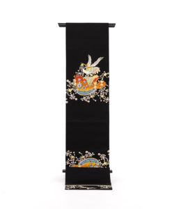 龍村光翔作 袋帯「宝冠錦」 のメイン画像
