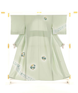 小倉淳史作 単衣訪問着のメイン画像