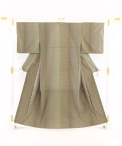 秋山首里工房製 首里花織着物のメイン画像