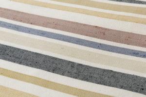 芝崎圭一作 紬名古屋帯地のサブ2画像