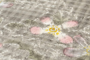 鈴木紀絵作 型絵染名古屋帯のサブ3画像