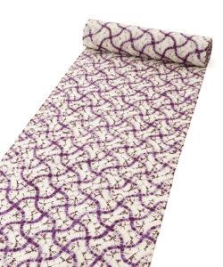 草紫堂製 南部紫根染 紬着尺のメイン画像